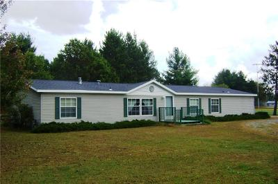 Jackson County, Clark County Manufactured Home For Sale: 212 W 4th Street
