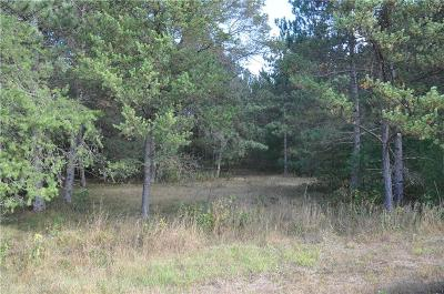 Black River Falls WI Residential Lots & Land For Sale: $69,900