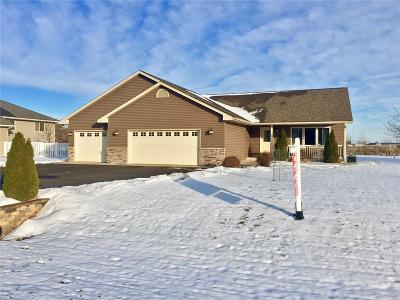 Chippewa Falls Single Family Home For Sale: 3929 114th Street