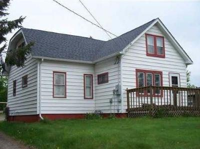RICE LAKE Single Family Home For Sale: 1615 Augusta Street