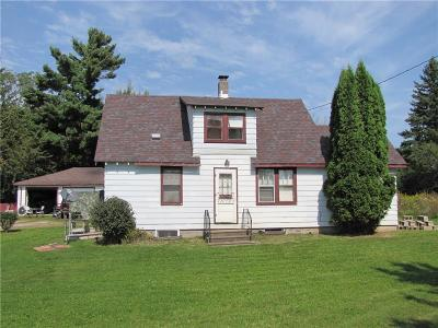Single Family Home Sold: 481 Hwy 8