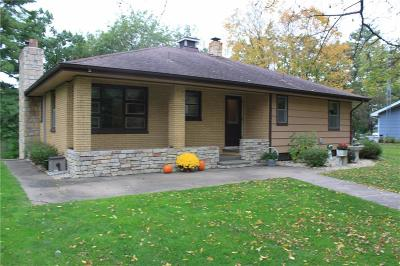 Menomonie Single Family Home Active Offer: N7319 540th Street