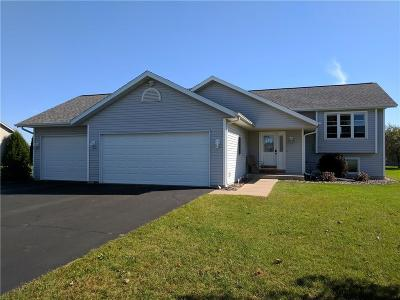Chippewa Falls Single Family Home For Sale: 14355 43rd Avenue