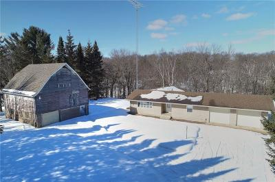 Eau Claire Single Family Home For Sale: 5708 Tower Drive