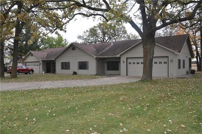 Arkansaw WI Single Family Home For Sale: $299,000