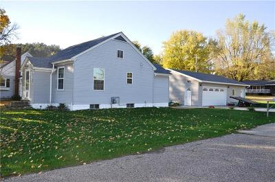 Whitehall WI Single Family Home For Sale: $113,500
