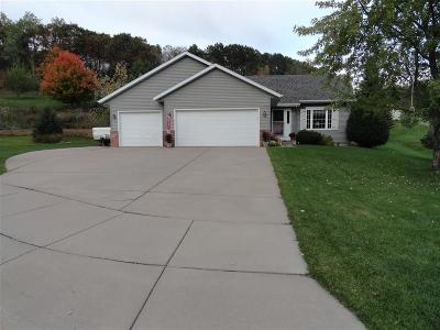 Eau Claire Single Family Home For Sale: 213 Lamans Lane