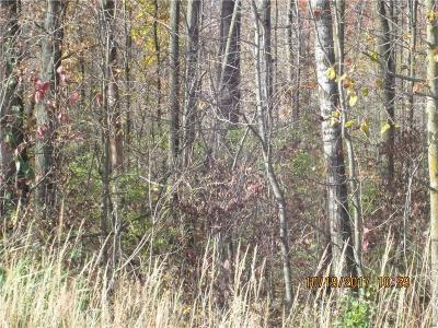 Jackson County, Clark County, Trempealeau County, Buffalo County, Monroe County, Chippewa County, Eau Claire County Residential Lots & Land For Sale: Cty Hwy Q