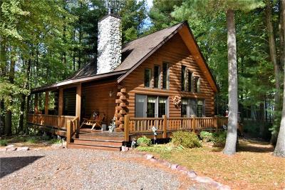 Cameron Single Family Home For Sale: 1282 21 7/8 Street