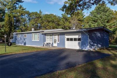 Black River Falls Single Family Home For Sale: N3484 E Pine Hill Road