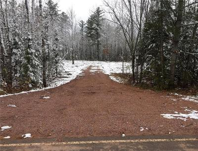 Washburn WI Residential Lots & Land For Sale: $30,000