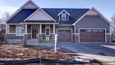 Eau Claire Single Family Home For Sale: 3052 Hidden Meadow Court