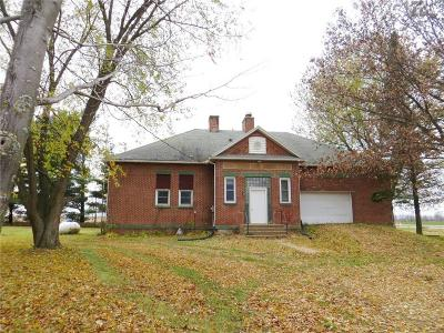 Clark County Single Family Home For Sale: 14695 N Fisher Avenue