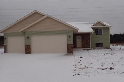 Chippewa Falls Single Family Home For Sale: 1033 Wissota Green Parkway