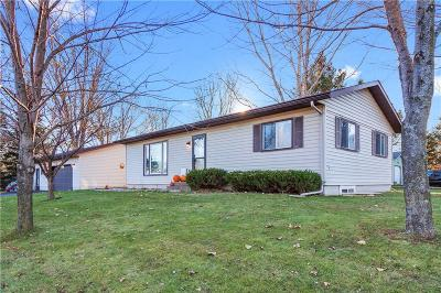 Colfax WI Single Family Home Sold: $142,900
