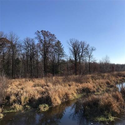 Jackson County, Clark County, Trempealeau County, Buffalo County, Monroe County, Chippewa County, Eau Claire County Residential Lots & Land For Sale: Xxxx 20th Avenue