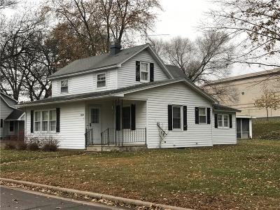 Osseo Single Family Home For Sale: 13218 11th Street