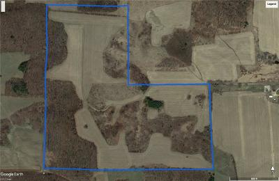 Jackson County, Clark County, Trempealeau County, Buffalo County, Monroe County, Chippewa County, Eau Claire County Residential Lots & Land For Sale: E 14725 Lewis Rd