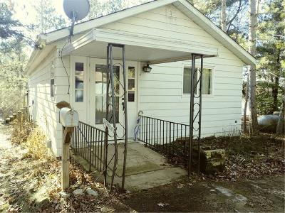 Jackson County, Clark County Single Family Home For Sale: N8659 Lakeside Road