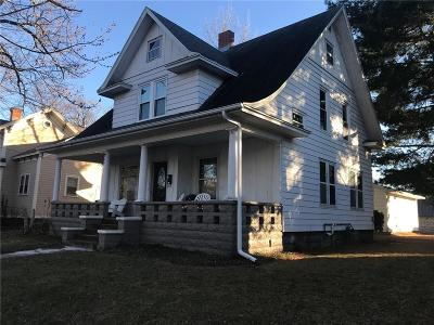Eau Claire Single Family Home For Sale: 225 Hudson