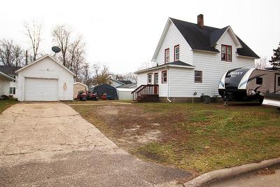 Osseo WI Single Family Home Active Offer: $74,900