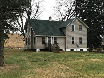 Osseo WI Single Family Home Active Offer: $124,900