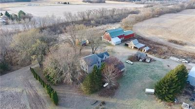Colfax WI Single Family Home For Sale: $219,900