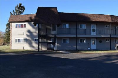 RICE LAKE Condo/Townhouse For Sale: 2006 21 3/8 Street #415
