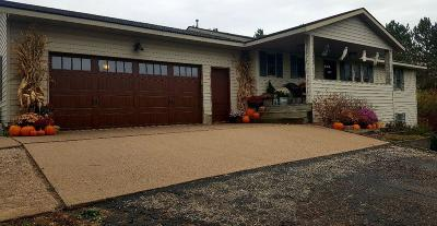Osseo WI Single Family Home For Sale: $214,500