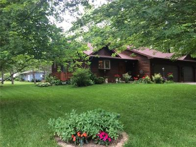 Single Family Home For Sale: 3450 Cypress Street