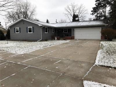 Eau Claire Single Family Home For Sale: 309 E Grant Avenue