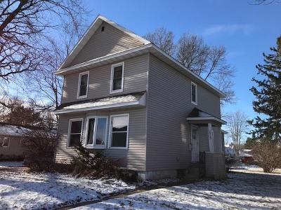 Menomonie Single Family Home For Sale: 1515 S Broadway Street