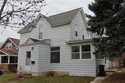 Eau Claire Single Family Home For Sale: 622 Congress Street