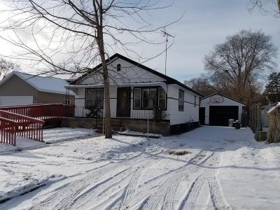 Eau Claire Single Family Home For Sale: 1808 8th Street