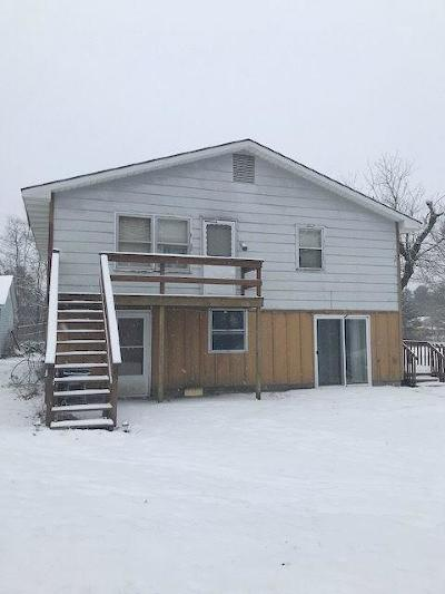 Jackson County Multi Family Home Active Offer: 121 James Street #1 & 2