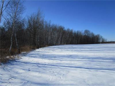 Jackson County, Clark County, Trempealeau County, Buffalo County, Monroe County, Chippewa County, Eau Claire County Residential Lots & Land For Sale: Xxx 290th Street