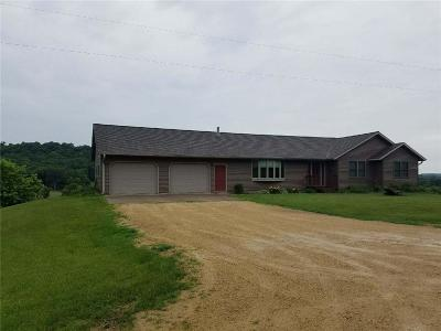 Jackson County, Clark County Single Family Home For Sale: N3499 S Steine Road