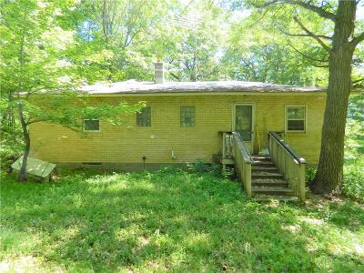 Siren WI Single Family Home For Sale: $89,000