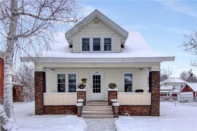 Chippewa Falls Single Family Home Active Offer: 618 W Central Street
