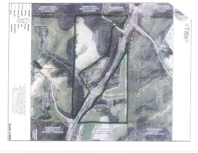 Jackson County, Clark County, Trempealeau County, Buffalo County, Monroe County, Chippewa County, Eau Claire County Residential Lots & Land For Sale: Highway 93