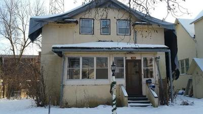 RICE LAKE Single Family Home For Sale: 108 W Messanger Street