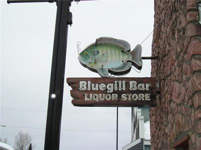 Birchwood Commercial For Sale: 109 S Main Street