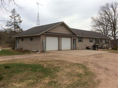 Birchwood Manufactured Home For Sale: N 1096 County Hwy T
