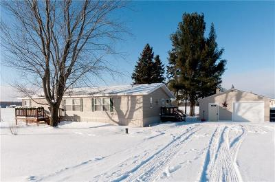 Rice Lake WI Manufactured Home Sale Pending: $109,900