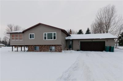 Rice Lake WI Single Family Home Sale Pending: $154,900