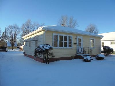 Rice Lake Single Family Home Active Offer: 120 Noble Avenue