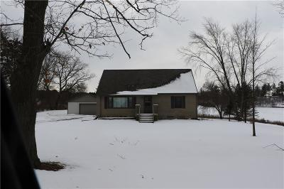 Black River Falls Single Family Home Active Offer: W12005 Betz Road