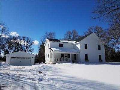 Eau Claire Single Family Home For Sale: 1421 Golf Road