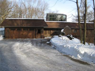 Eau Claire Single Family Home For Sale: 5572 Prill Road