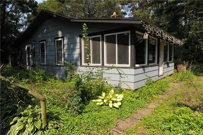 Chippewa Falls Single Family Home For Sale: 16125 80th Avenue